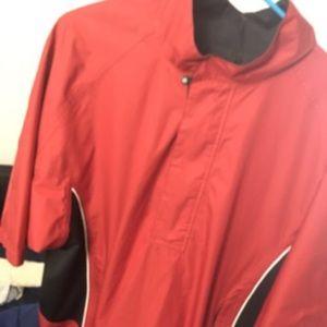 Footjoy Dryjoys Windbreaker Golf Jacket Pullover